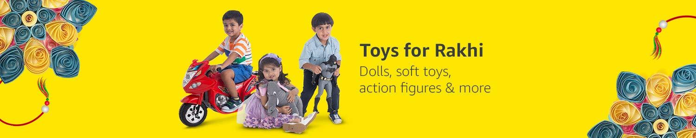 Toys for rakhi