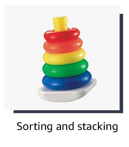 sorting and stacking