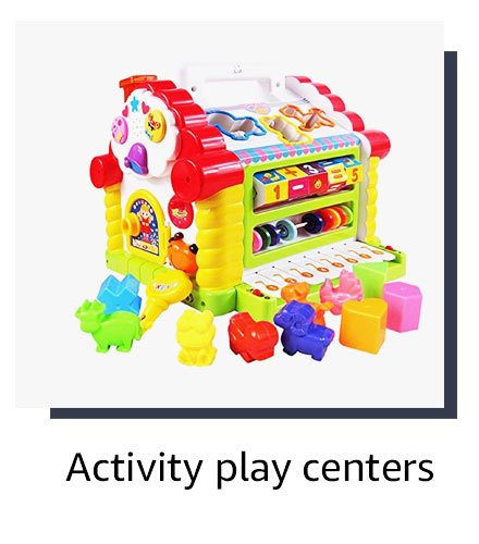 Activity play centers