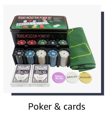 Poker and cards