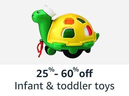 Infant & toddler toys