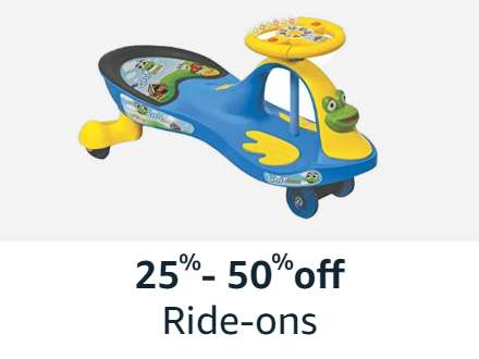 Scooters & Rideons