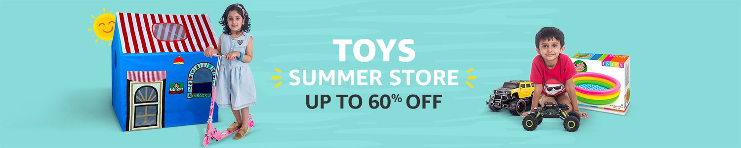 Toys Summer Store