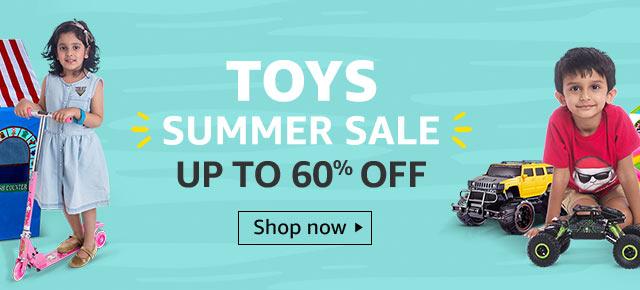 Toys Summer sale