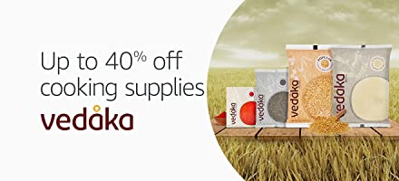 Vedaka cooking supplies: Up to 40% off