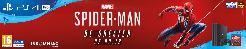 Spider-man PlayStation Exclusive