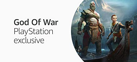 God of War: PS4 exclusive