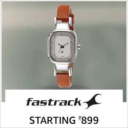 Fastrack starting Rs. 899