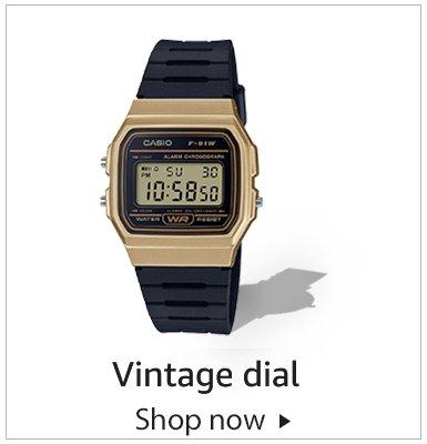 Vintage dial