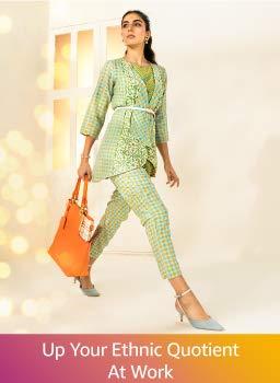 ethnic workwear