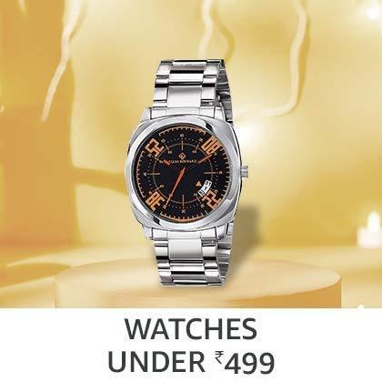 Men's watches under 599