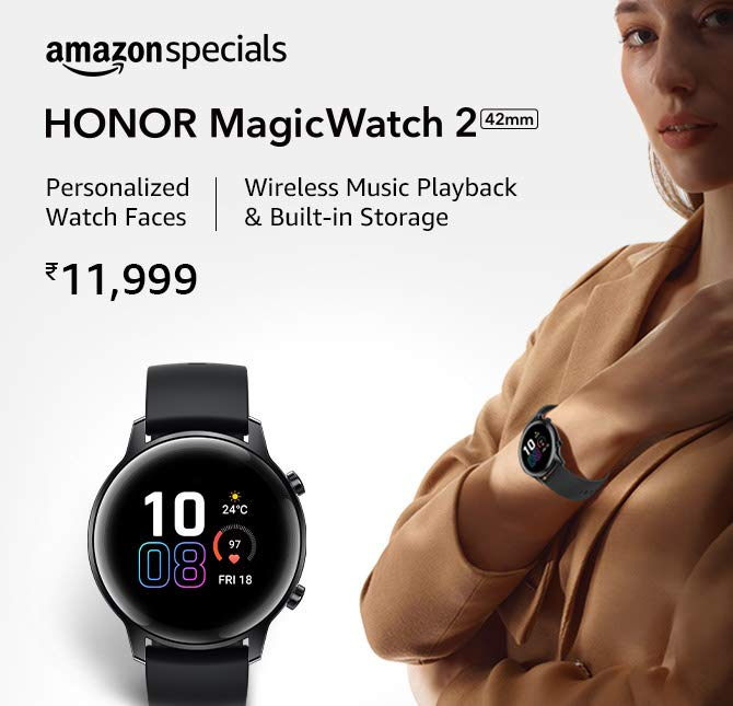 MagicWatch 2 42mm
