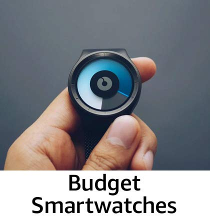 Budget smartwatches