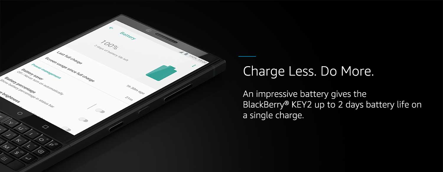 Blackberry Key2: Blackberry Key2 Specifications, Features at