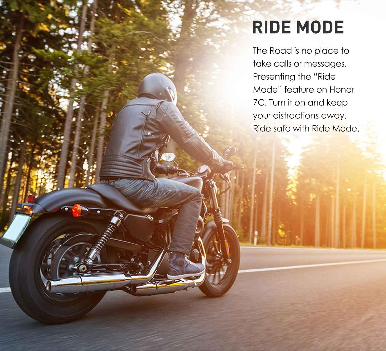 Ride Mode