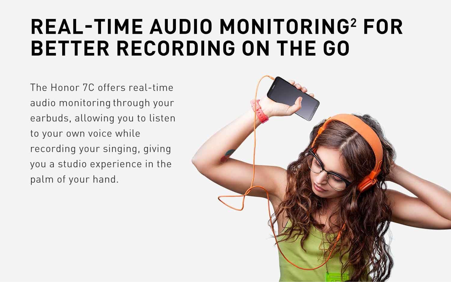 Audio Monitering