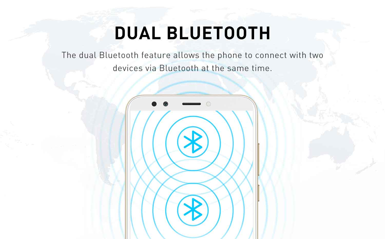 Dual Bluetooth