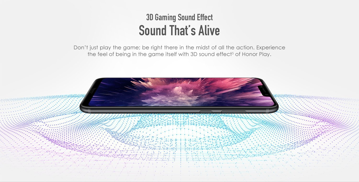 3D Gaming sound