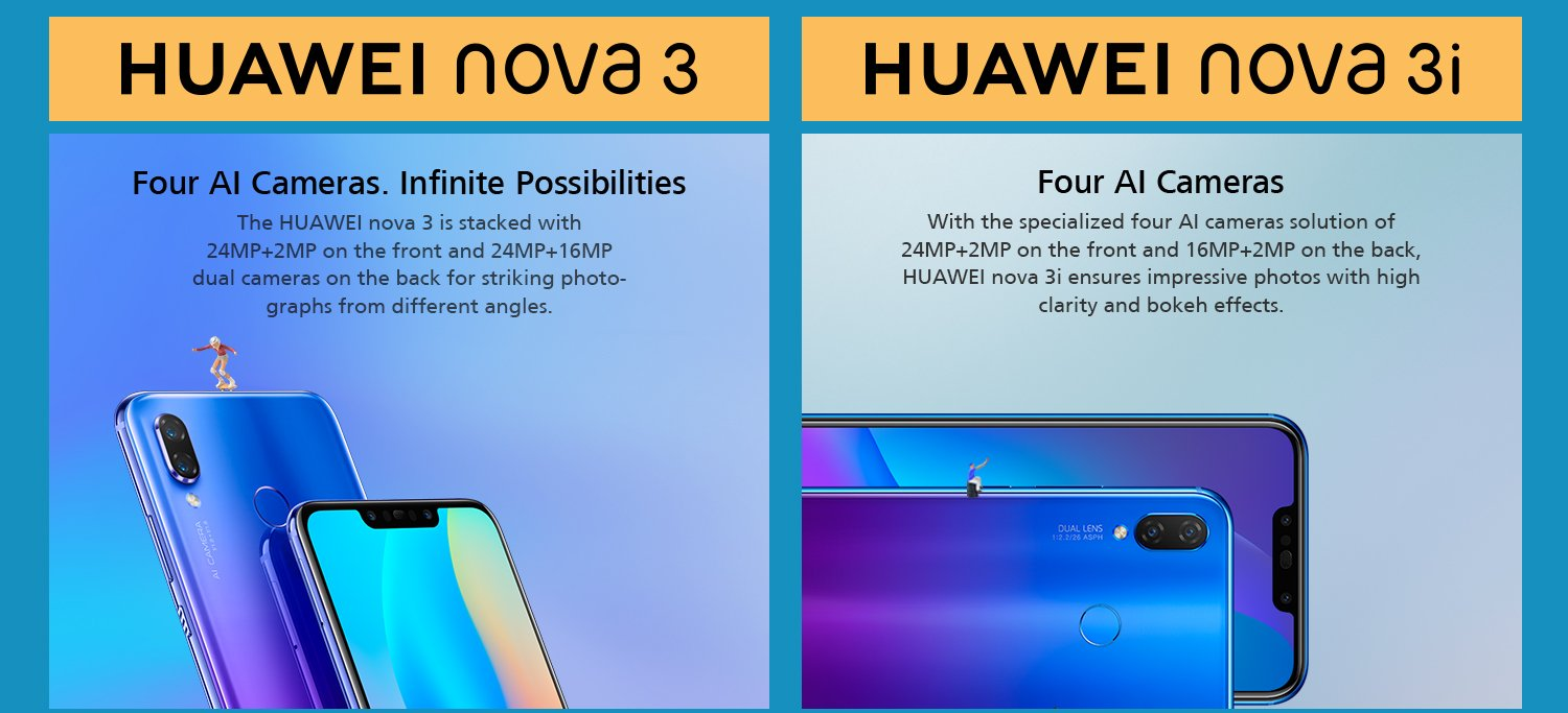 Amazon in: Huawei Nova