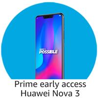 Prime early access Huawaei