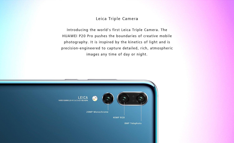 Leica Triple Camera