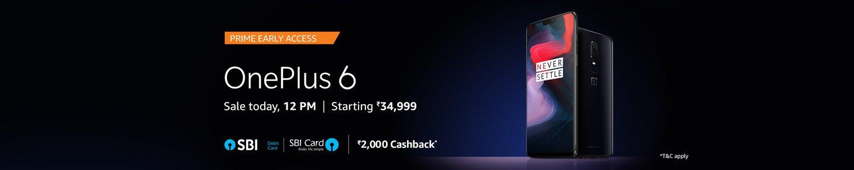 OnePlus 6 Live Now