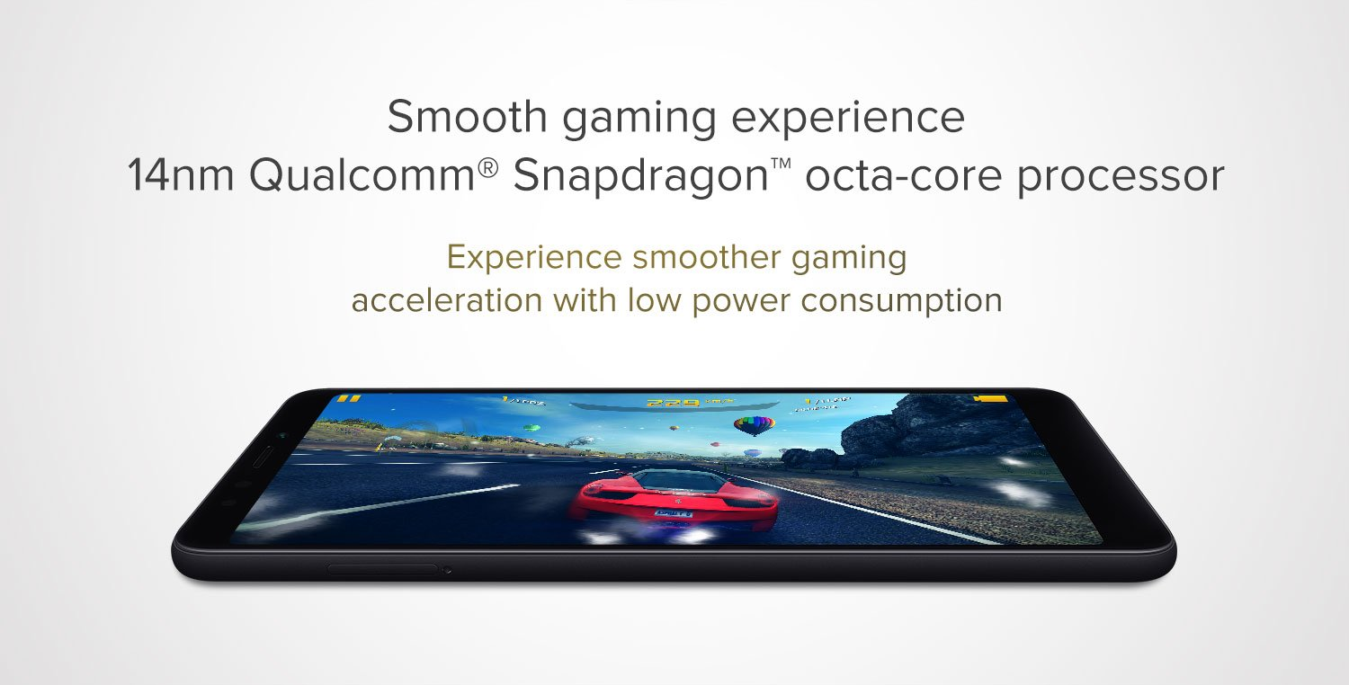 Smooth gaming experience