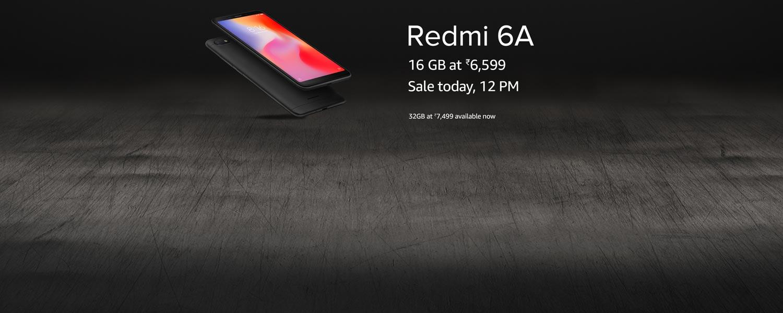 Redmi 6A