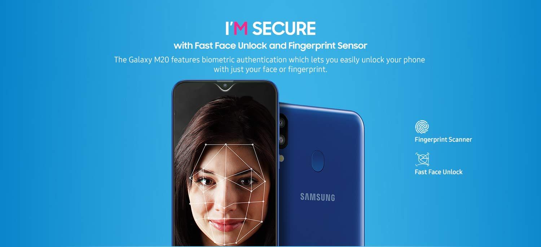 Samsung Galaxy M20 - Afnan Qa