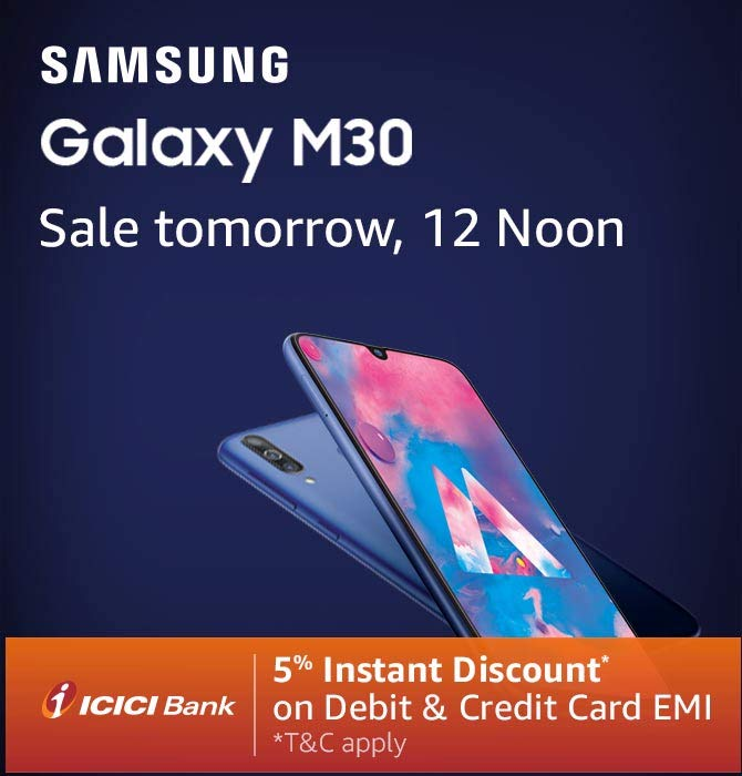 Samsung M30