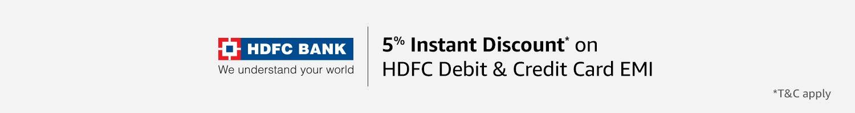 HDFC Stripe