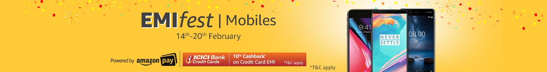 EMI on Mobiles