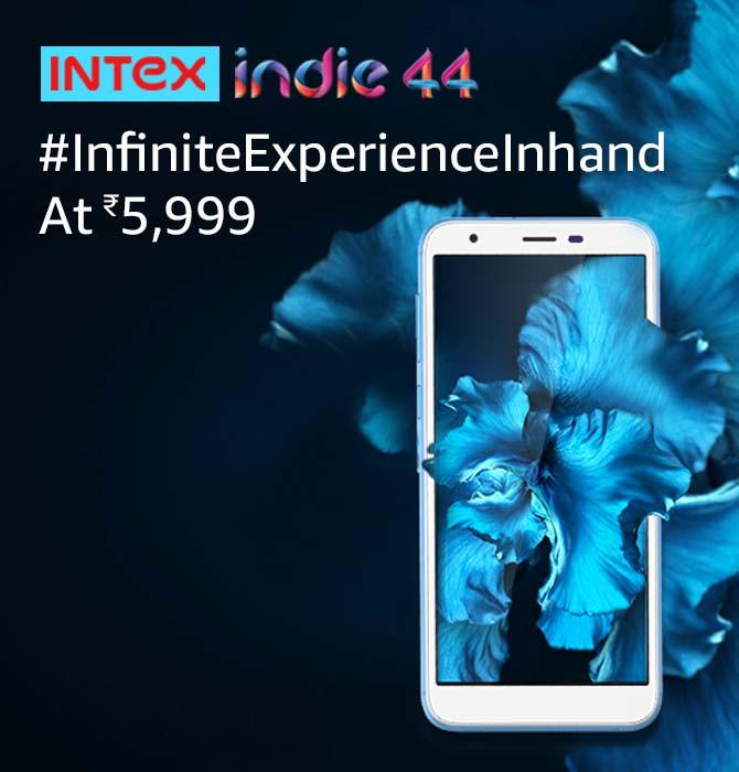 Intex Indie 44