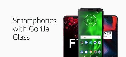 Smartphones with Gorilla Glass