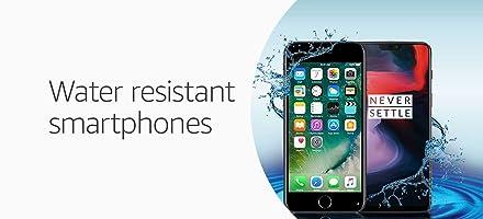 Water resistant smartphones