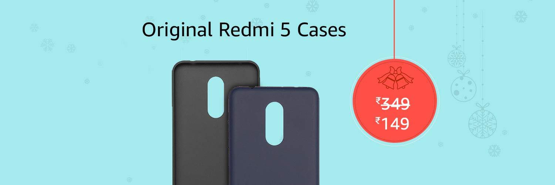 Redmi 5 Cases