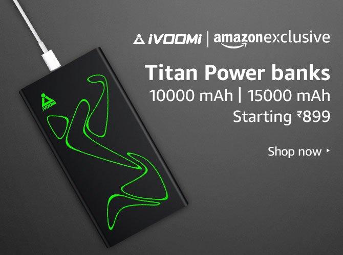 Titan Power banks