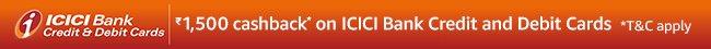 ICICI Offer