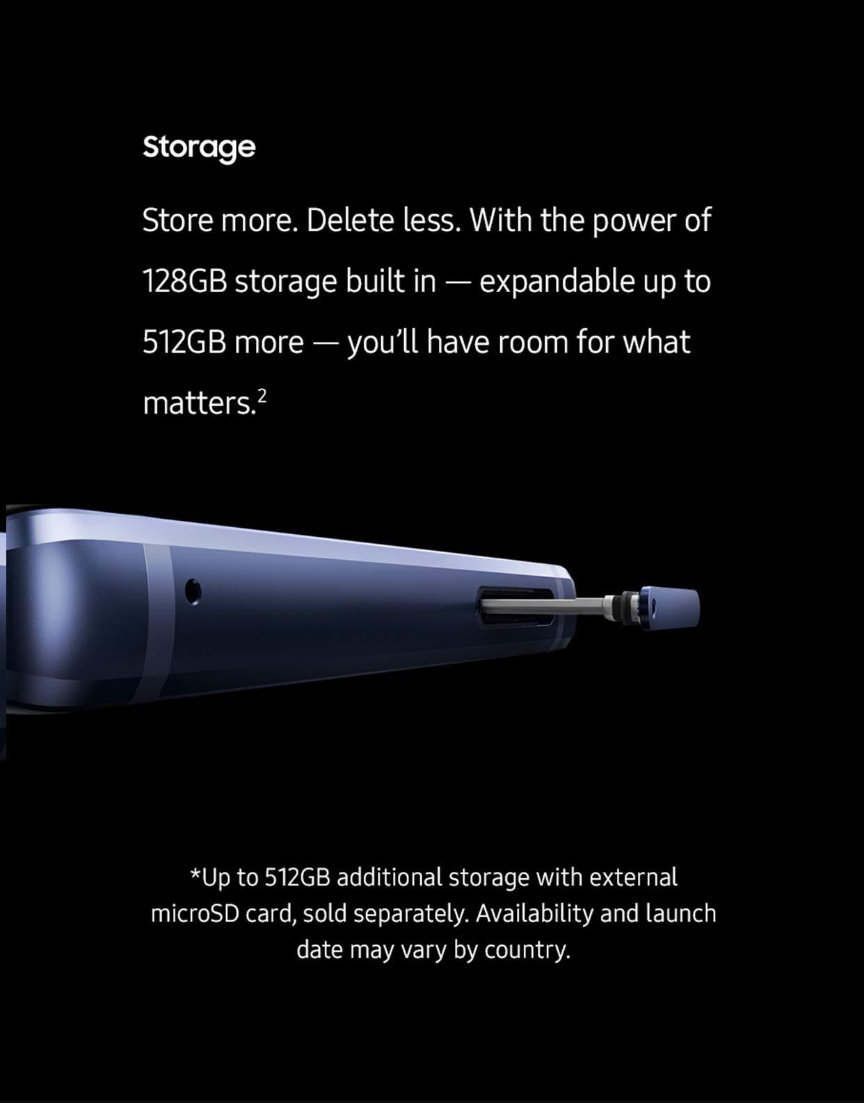 Note9 Storage