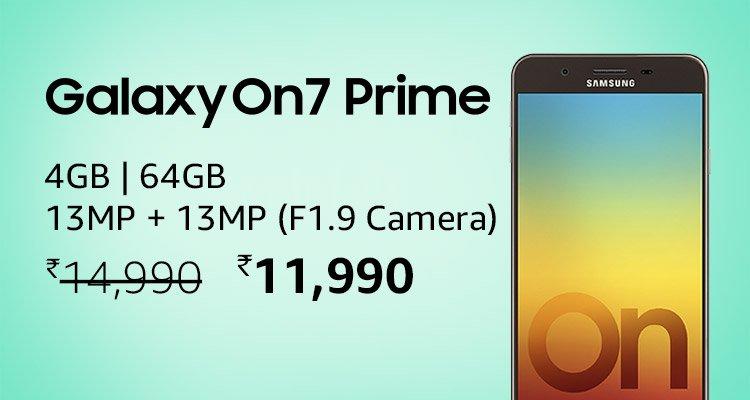 On7 Prime 64GB