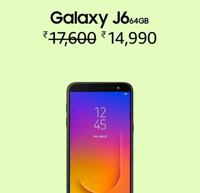 Galaxy J6