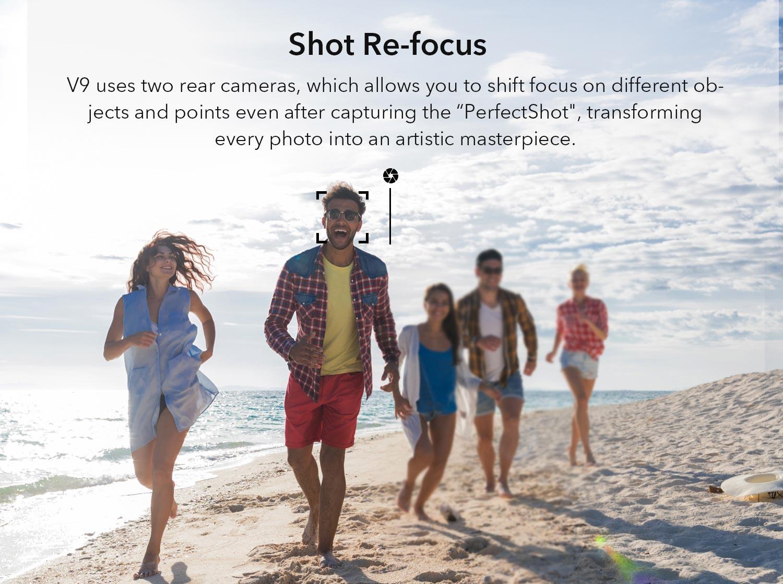 Shot Re focus