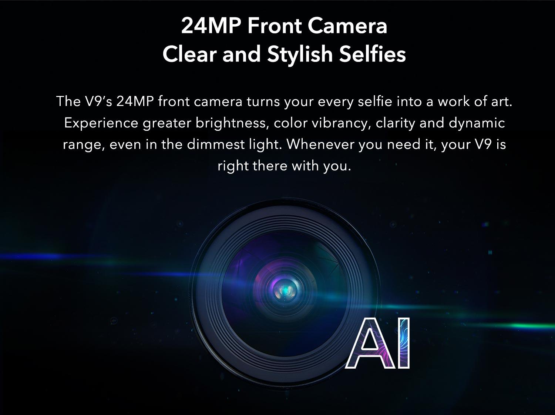 24MP Front camera