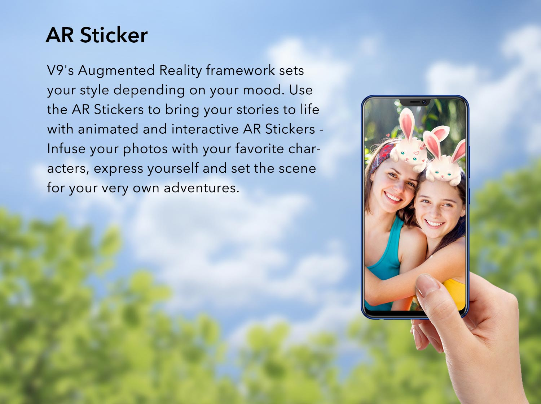 AR Sticker