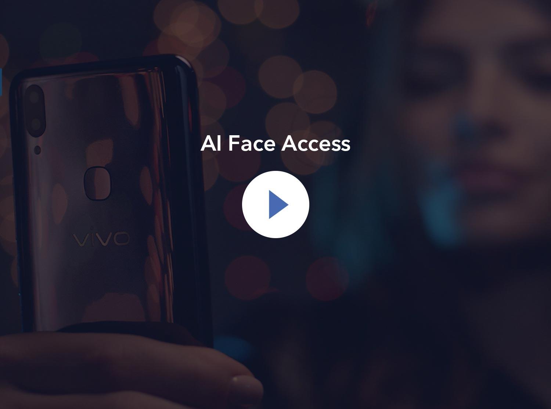 AI Face Access