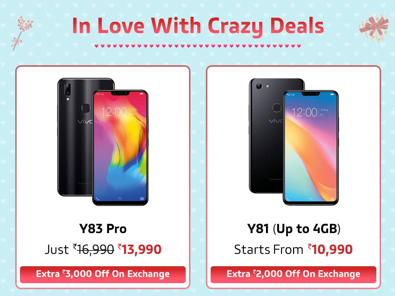 Y83 Pro | Y81