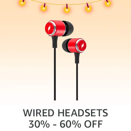 Wired heasets
