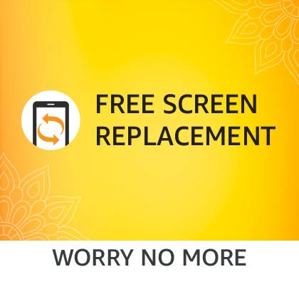 Free Screen Replacement