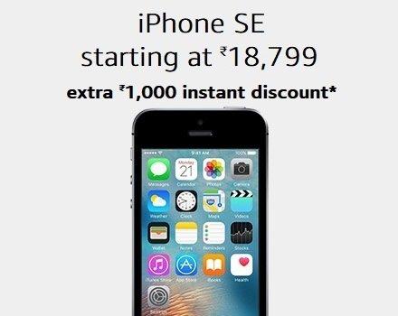 Amazon iPhone Fest - Upto 50% Off!