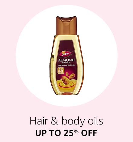 Hair and Body Oils